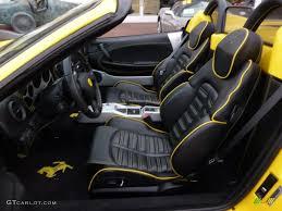 Ferrari 360 Interior Nero Black Interior 2002 Ferrari 360 Spider Photo 73120304