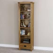 tall narrow bookshelves standing desk ergonomics sectional garage