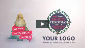 Christmas Tree Photo Gallery Project For After Effects Videohive Simple Greeting Card After Effects Project U0026 Template On Vimeo
