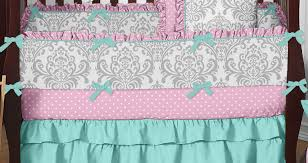 Crib Bedding Etsy by Bedding Set Gray Bedding Awesome Grey And Pink Bedding Best 25