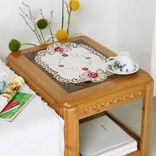 Embroidered Home Decor Fabric Compare Prices On Fabric Doilies Online Shopping Buy Low Price
