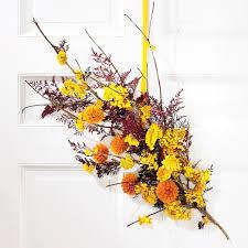 Dry Flowers Dried Flowers Striking Fall Bouquets That Last Martha Stewart