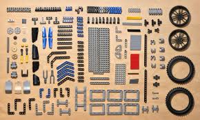 lego technic pieces almost all of the 603 pieces of the lego technic bmw r 1200 gs