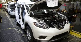 nissan mexico plant nissan plant in smyrna tops nation in production