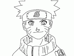 naruto printable coloring pages kids adults