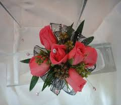 Red Rose Corsage Prom Flowers Corsages And Boutonnieres Delivery Greenville Sc