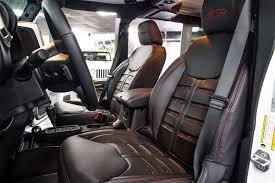 custom jeep interior 2017 jeep wrangler rubicon unlimited hemi white