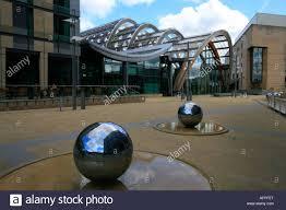 sheffield city sphere steel colin rose sculpture winter gardens