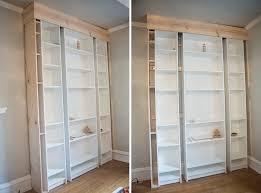 ikea billy bookcase hack billy bookshelf hack dimartini world