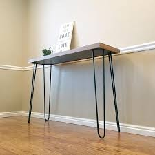 hairpin leg console table console table design hairpin leg console table legs cheap hairpin