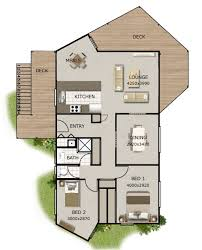 120 m2 1291 sq foot 2 bedroom house plan 2 bed granny flat