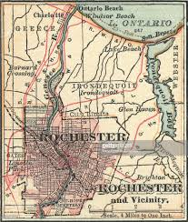 Uo Map Map Of Rochester Pictures Getty Images