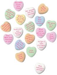 s candy hearts eriklundegaard the leftover less quote