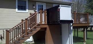stair lifts and vertical platform lifts home accessiblity products