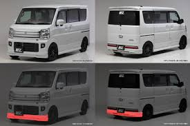suzuki every van revier rakuten global market da17w suzuki every wagon front