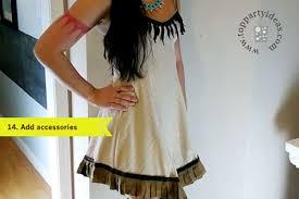 Pocahontas Costume Diy Pocahontas Costume Ideas Diy Projects Craft Ideas U0026 How To U0027s