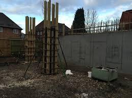 block of flats eltham se9 daniel u0026 son groundwork formwork rc