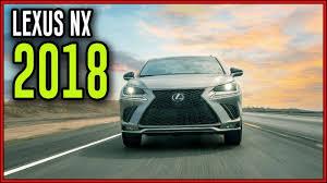 2018 lexus nx interior exterior lexus safety system youtube