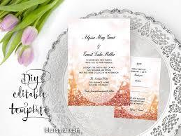 printable bridal shower and wedding decorations templates bundle