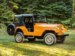 jeep brush truck jeep history in the 1950s