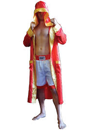 Italian Halloween Costume Rocky Balboa Robe