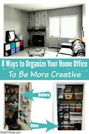 8 ways to organize your home office to be more creative kristi