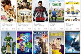 google play movie rental deal save 75 percent on your choice of