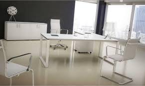 bureau design blanc laqué amovible max table bureau blanc bureau scandinave laque blanche et