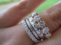 eternity ring finger oec diamond band and circle diamond pendant purseforum