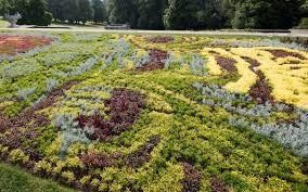 ornamental gardens talk waddesdon manor