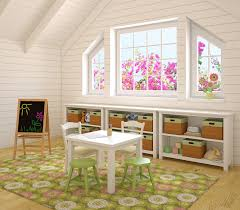 fun and safety kids playroom ideas toy room decorating ideas and