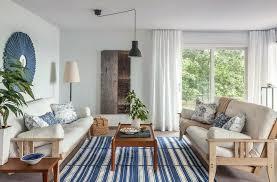 futon cover in beach style toronto with ikea lighting next to