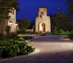 wired landscape lighting driveway lights guide outdoor lighting ideas tips install it