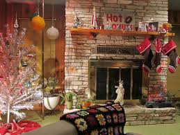 retro christmas tree decorations vintage retro christmas