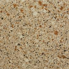 shop allen roth saffron quartz kitchen countertop sample at