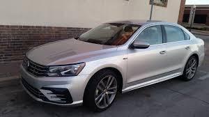 volkswagen passat r line black auto review 2017 vw passat delivers bells and whistles