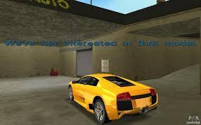 Lamborghini Murcielago Lp640 4 - lamborghini murcielago lp640 for gta vice city