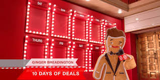 target black friday buster target unveils holiday savings with 10 days of deals