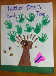 toddler family tree toddler art projects pinterest family
