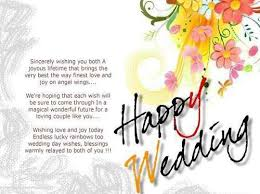 happy wedding message 50 best happy wedding wishes greetings and images picsmine