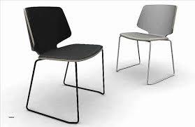 siege de bureau design chaise chaise design noir et blanc luxury lot 4 chaises deco in