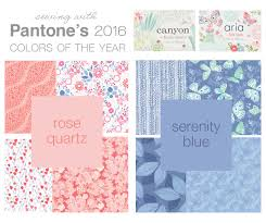 pantone picks two colors of the year pale pink and baby blue are a