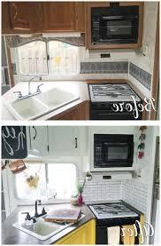 Camper Trailer Kitchen Ideas 25 Best Ideas About Rv Cabinets On Pinterest Camper Renovation