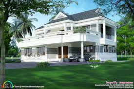 u20b935 lakhs construction cost estimated home kerala home design