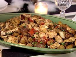 Ina Garten S Roast Chicken Basil Chicken Hash Recipe Ina Garten Food Network
