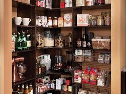 Corner Kitchen Pantry Ideas Shelves Kitchen Free Standing Kitchen Pantry With Pull Out