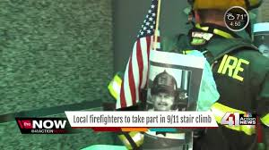 Firefighters Stair Climb by Firefighters Travel To Kansas City For Annual 9 11 Memorial Stair