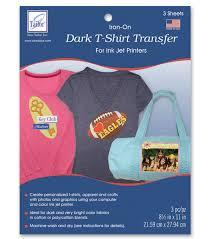 t shirt transfer paper for ink jet printers 3 pkg joann