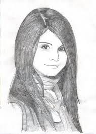 post the best hand made sketches of selena gomez selena gomez
