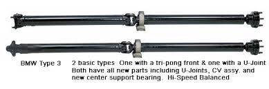 bmw replacement driveshaft remanufactured bmw driveshaft bmw